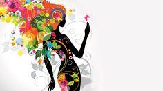 Fashion Girl Silhouette - 1491650