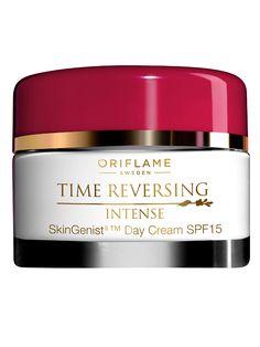 Crema de Día Antienvejecimiento Time Reversing Intense SkinGenistII™ | Oriflame Centro América