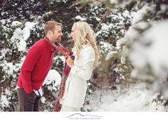 Winter Wedding Wonderland | #Snow #Wedding | Bride In The Snow | Winter Wedding Inspiration