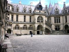 Chateau de Pierrefonds - Filming location for Merlin
