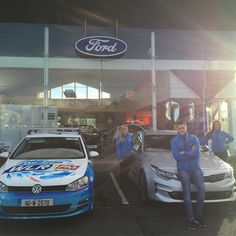 The weekend starts early and we're live from #SheridanMotors ahead of their #MotorWeekend which kicks off today  #Waterford #wlrfm