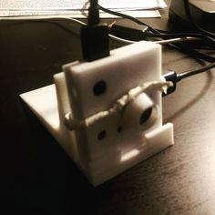 A photo from Instagram we liked! The #bananapi D1 open source IP camera in its new case I made with my  #3dprinter. Now it can be placed somewhere easily.  Going to use it to watch my puppy when he is home alone. This unit has a mic and camera so I can hear if he is barking or crying.  #security #ipcam #ipcamera #maker #diy #innovation #winnipeg by cmdann Check us out http://bit.ly/1KyLetq