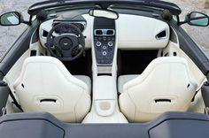 2016 Aston Martin Vanquish Interior