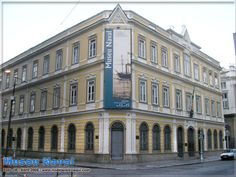 Rio de Janeiro, Brasil - Museu Naval (Marinha)