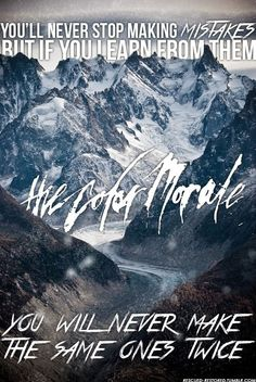 Favorite Band - The Color Morale