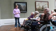 Dementia patients find their memory through art | Art addresses inherently human themes like love and family. A Berlin museum taps into the power of art and offers specialized tours to help dementia patients get in touch with their memory.