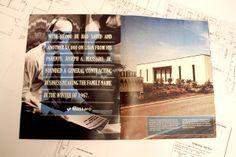 Corporate Culture Brochure by schweitzdesign.com #print #brochure #design