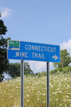 The Connecticut Wine Trail - have been to 13! :)