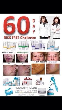 60 day empty bottle money back guarantee! You have nothing to lose but bad skin!! http://tiffanystarika.myrandf.com