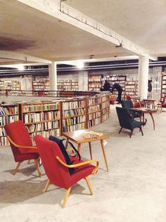 "bookscallingproject: ""A new underground paradise for booknerds. DUP36.cz in Prague. """