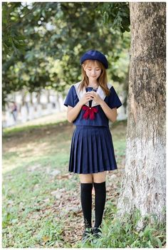 school uniforms for girls best outfits 8 Girls Uniforms, School Uniforms, Panthers Cheerleaders, Japanese High School, Japanese Uniform, High School Girls, Cosplay Girls, School Outfits, Cheerleading