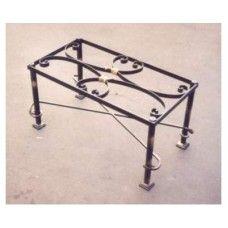 Tavolo Tavolino in FERRO BATTUTO . Realizzazioni Personalizzate . 679