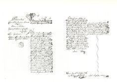 Empress Maria Theresa approves the establishment of a three-year academy in Selmecbánya, 22 October 1772 (Hofkammerarchiv, Wien)