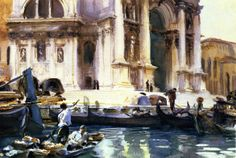 John Singer Sargent (1856 — 1925, USA)