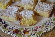 Laura Hill's Lemon Shortbread Squares with Coconut won Best of Show at the Daily Herald's Home Baking Challenge.