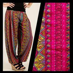 Pantalones Shami - Pantalones largos con efecto bombacho #ModaMujer #Bohemian #Boho #Bohostyle #gypsystyle  #Hippie #Chic #Moda #Ropa #Verano #Tendencias #Fashion #Tienda #Tienda #Prendas #Style #fashionstyle #loverss #clothes #Look #pantalones www.elrincondeveronic.com www.facebook.com/elricondeveronic