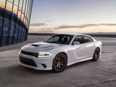 Officially the fastest sedan ever built ~ 2015 Dodge Charger SRT Hemi Hellcat