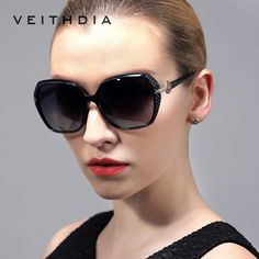 Retro TR90 Vintage Large Sun glasses Polarized Carved Diamond Ladies Women Designer Sunglasses Outdoor Eyewear Accessories 7021 => Save up to 60% and Free Shipping => Order Now! #fashion #product #Bags #diy #homemade