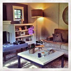 living room, Claudia Maturana.