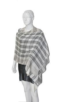 Cashmere Scarf Shawl/Stole  100% Pashmina  Handmade (Size:-200x72 cm) #ZAAROON #Stole