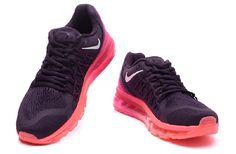 Deportivas Buenas Nike Air Max 2015 Zapatillas Para Las Mujeres En Venta Naranja Rosa Violeta y Nike Air Max Shop Baratas Online Sale