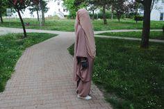 Jilbab Maßtabelle - jetzt müsste es passen!