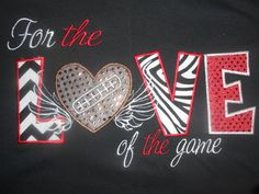 Hey, I found this really awesome Etsy listing at https://www.etsy.com/listing/158508438/for-the-love-of-the-game-football