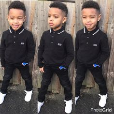 T'Airee little kid fashion, cute kids fashion, toddler fashion, black kids Little Kid Fashion, Toddler Boy Fashion, Cute Kids Fashion, Little Boy Outfits, Toddler Boy Outfits, Kids Outfits, Black Baby Boys, Cute Black Babies, Black Kids