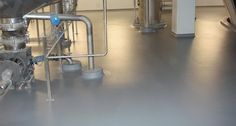 Hygienic Flooring Solution for Dairygold Milk Processing, Dairy Co, Food And Beverage Industry, Industrial Flooring, Commercial Flooring