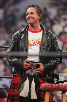 Oh, Roddy. One of my all-time favourite wrestlers.  I'll miss him. ❤️