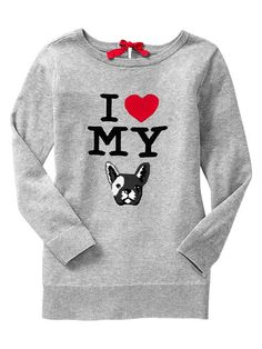 Intarsia dog sweater tunic Product Image