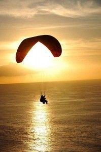 Paragliding, one of the sports you can practice here at the Costa Tropical, Andalucía, Spain. http://www.costatropicalevents.com/en/active/para-gliding.html