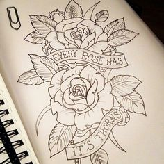 Every rose has it's thorns