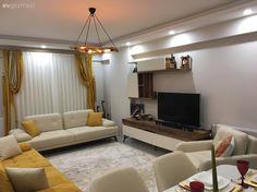 Modern ve country stillerin harmanı. Interior Design Living Room, Living Room Decor, Boys Room Design, Decoration Table, First Home, Dream Bedroom, Marie, Home Decor, Personal Taste