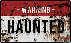 Warning: Haunted -- I need this for my Challenger. #GhostHunting