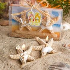 Starfish Candle Favors starfish candle favors, beach theme wedding favors Add a whimsical note to your seaside event with the starfish candle favors. Beach Wedding Reception, Beach Wedding Favors, Diy Wedding, Wedding Ideas, Wedding Stuff, Beach Weddings, Wedding Planning, Wedding Wishes, Destination Weddings