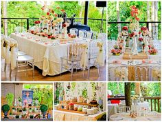 Chad and Abi's Wedding @ Rosemont Gardens - February 25, 2016