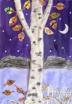 TwinSpaces - Ilustrácie k českým stromovým básničkám -