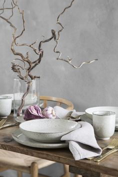 Lifestyle pictures - Rustic Etna Textile - Duka Kitchen Life
