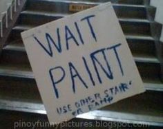 Wait. Funny English Signs, Funny Pinoy, Funny Filipino Pictures, Tagalog jokes…