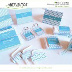 Productos Totalmente Personalizados, Elegí tu diseño.  Etiquetas para golosinas - Sorbetes - Llaveros - Toallas - Calendarios - Banderines - Contenedores y mucho más...