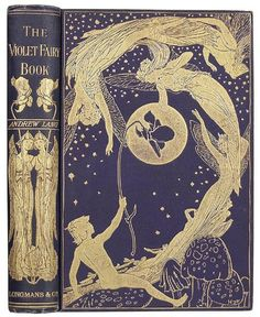 Andrew Lang, editor THE VIOLET FAIRY BOOK London LONGMAN'S, GREEN, AND COMPANY 1901