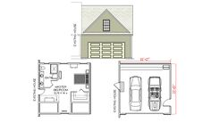 Master suite master bedroom addition and garage on pinterest for Convert garage to master bedroom