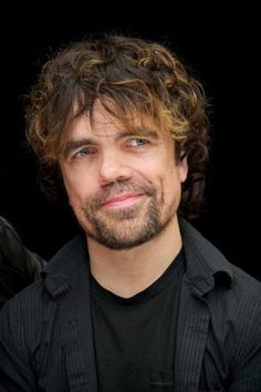 """Peter Dinklage - Charles Dance said: """"He's extremely handsome."""" I agree with him"""