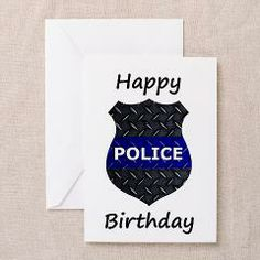 38 Best cards for police images | Boy cards, Birthday cards, Kids