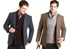 M Men's Tweed Jackets with Shawl-Collar Knitwear Tweed Jacket Men, Harris Tweed Jacket, Suit Jacket, Tweed Jackets, Mens Fashion, Fashion Tips, Fashion Trends, New Trends, What To Wear