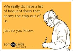 Attitudes About Frequent Flyers In The Hospital Explained