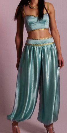 Princess Jasmine, reproduced by The Costume Shop, Melbourne.