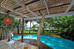Playa Junquillal Vacation Rental - VRBO 372777 - 2 BR Guanacaste House in Costa Rica, Beachfront House with Pool and Jacuzzi - Quiet Vacation