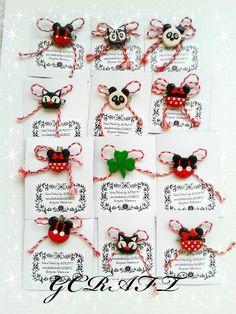 ръчно изработени мартеници Baba Marta, 8 Martie, Knit Crochet, March, Christmas Ornaments, Knitting, Holiday Decor, Artist, Crafts
